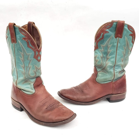 7143c202b04 🤠 Boulet Canadian Made Western Boots Size 9.5 🍁
